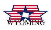 Wyoming — Stock Vector