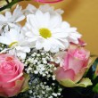 Bouquet flowers — Stock Photo #10398635