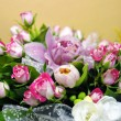 Bouquet flowers — Stock Photo #10398743