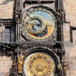 Prague Astronomical Clock — Stock Photo #8659777