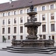 Fountain of Prague Castle, Prague — Stock Photo #8661004