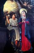 Annunciation - the Virgin Mary — Stock Photo