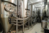 Technology brewery — Photo