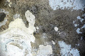 Cracked plaster and paint, the texture of the house — Photo