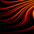 Abstract background with fire flow — Stock Photo #10455240