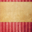 Abstract background with old paper for title for events — 图库照片 #8963986