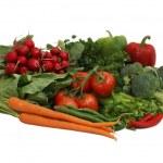 Vegetable Arrangement — Stock Photo