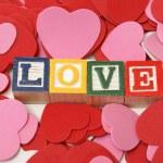 Simply Love — Stock Photo #8380053