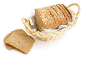 Honey and Oats Bread — Stock Photo