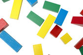 Abstract Image of Color and Shapes — Stock Photo