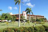 Cuban Resort — Stock Photo