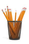 Pencil Holder — Стоковое фото