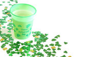 Happy St. Patrick's Day — 图库照片