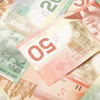Royalty-Free Stock Photo: Canadian Currency