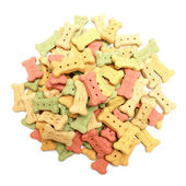 Pile of Dog Treats — Stock Photo