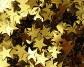 Star Shape Confetti — Stock Photo
