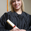 Happy Graduate — Stock Photo #9195007