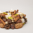 Advent Wreath — Stock Photo #7978113
