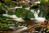 Bella cascata — Foto Stock