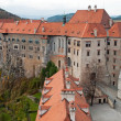 Stock Photo: Castle in Cesky Krumlov