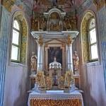 Church Interior — Stock Photo