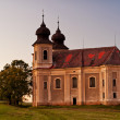 Church After Sunset — Stock Photo