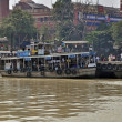 Ferry Dock in Kolkata — Stock Photo
