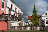 Well-maintained Monastery — Stock Photo