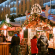 Christmas Market in Dresden — Stock Photo #9013388