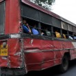 Bus in Kolkata, India. — Stock Photo