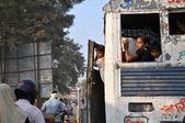Indian Public Transport — Stock Photo