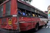 Bus in Kolkata, India. — Stock Photo