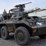 Armoured Fighting Vehicle — Stock Photo