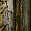 Abstract textured wood — Stock Photo