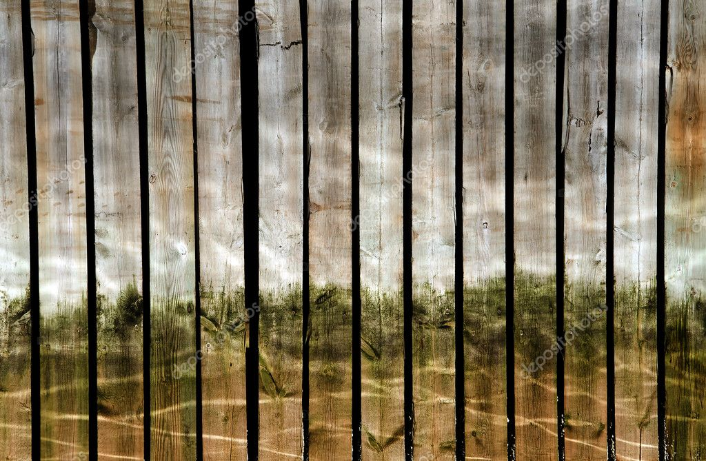 Vintage exterior wood with abstract shade and colors — Stock Photo #9771092