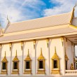 The white temple — Stock Photo