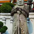 Stock Photo: Wat Pho giant hat