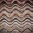 Tile curve background texture — Stock Photo