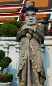 Wat Pho giant hat — Stock Photo