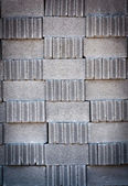 Brick Block vertical — Stock Photo