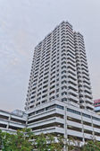 White building — Stock Photo