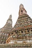 Escaleras de la pagoda — Foto de Stock