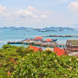 An island in Thailand — Foto Stock