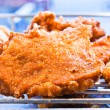 Fried chicken - Foto de Stock