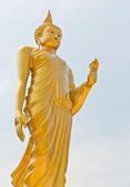Buddha statue filled with compassion — Stock Photo
