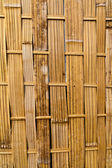 Trama di sfondo di bambù — Foto Stock