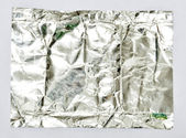 Foil paper Horizontal — Stock Photo