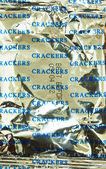 Bags, crackers — Stock Photo
