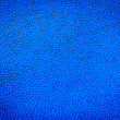Blue leather background texture — Stock Photo #10161785