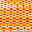 Thai woven mats — Stock Photo